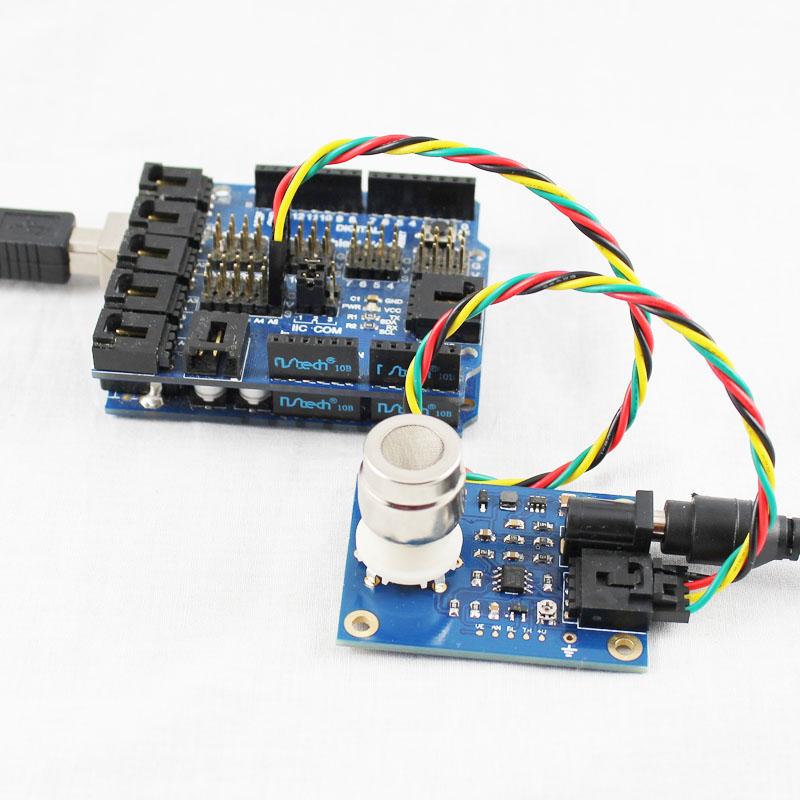 Mg811 arduino