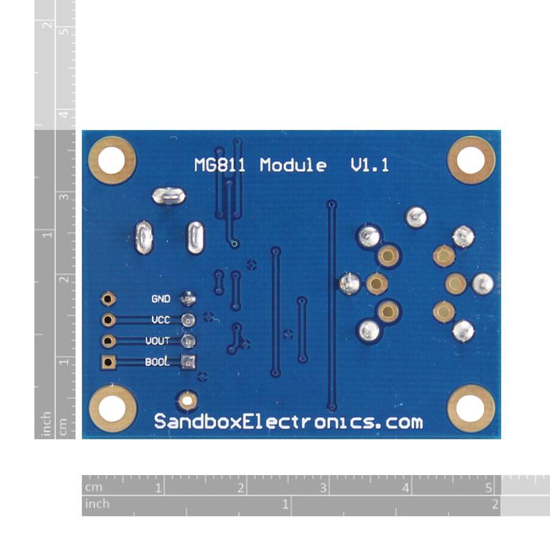 SainSmart MG811 Gas CO2 Carbon Dioxide Sensor Module