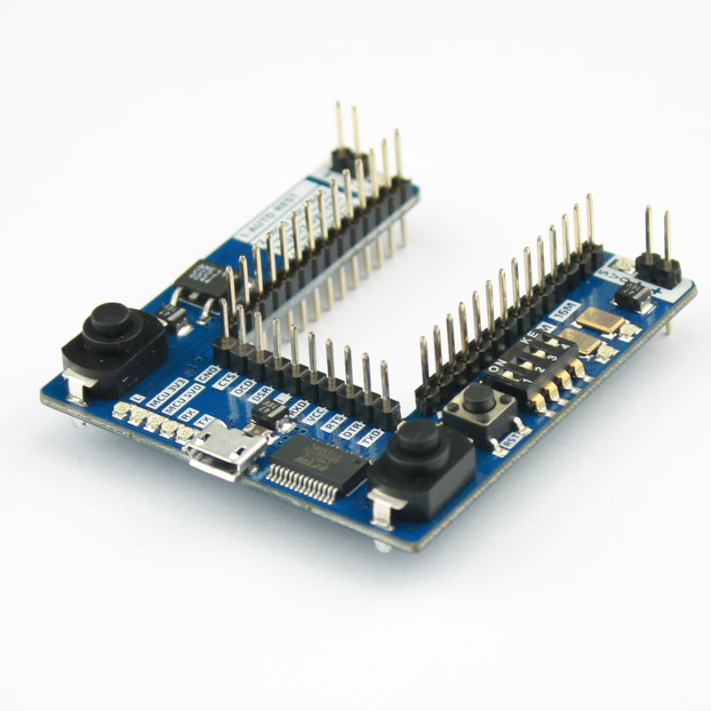 Breadboard power supply kit v and with micro usb
